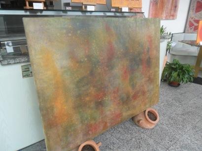 Pigmente 100 x 140 cm